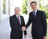 Geopolitician Luc Michel analyzes the geopolitical and geostrategic issues of the Assad-Poutine meeting